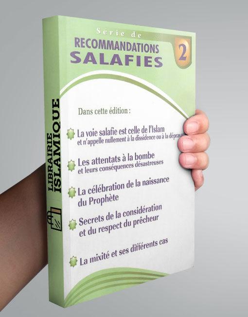 serie de recommandations salafies 3