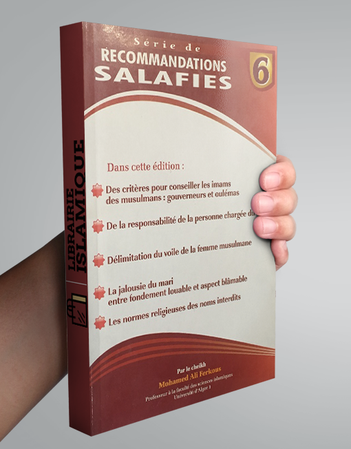 recommendations salafies ferkous