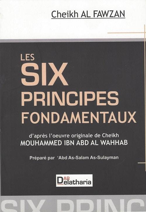 les six principes fondamentaux