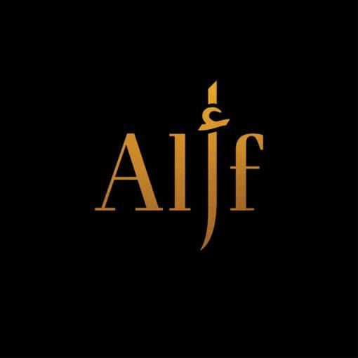 logo alif watch montre chiffres arabes indien urdu