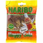 Haribo Halal Happy cola sour