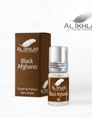 Musc Black Afghano
