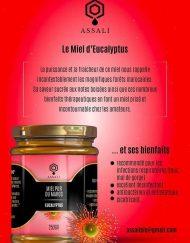 Miel d'Eucalyptus Assali
