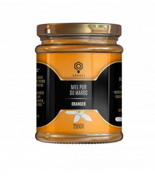 Miel d'oranger Assali