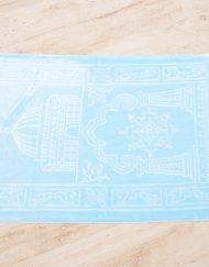 Tapis de prière M Bleu Ciel