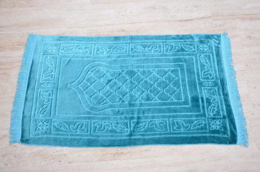 Tapis de Prière M Turquoise