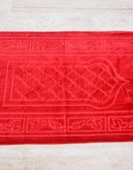 Tapis de Prière Rouge
